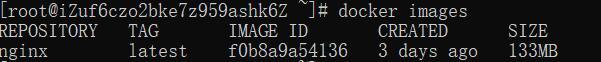 图片[4]-基于阿里云ECS搭建Docker环境安装Nginx